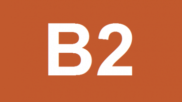 LIVELLO B2 (UPPER INTERMEDIATE)